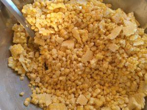 bown full of corn
