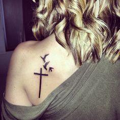 cross-tattoo