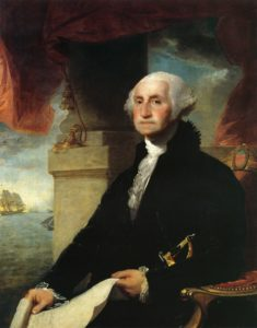 George Washington and the Proclamation of Thanksgiving