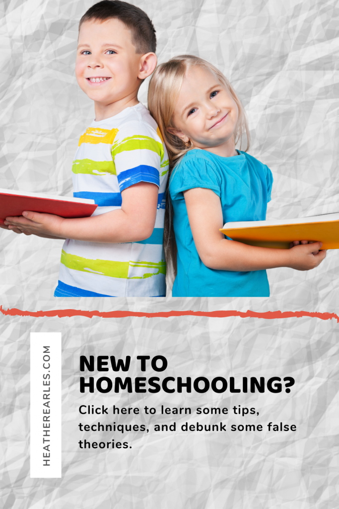 New to homeschool? #heatherearles #herbnwisdom #naturalliving #homeschool #teachingathome #onlinelearning #selfpacedcourses