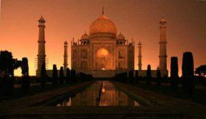 Taj mahal a symbol of love