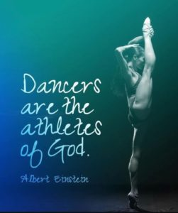 dance for Christ