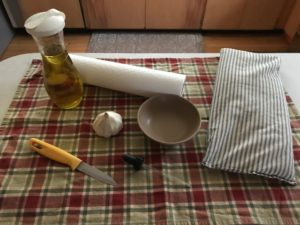 Items and ingredients you need to cure and earache