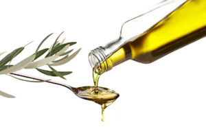 Olive oil is a great source for omega-3