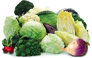 Goitrogen Foods