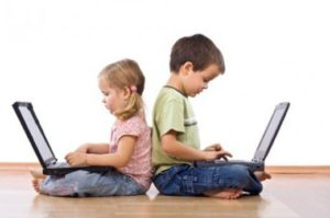 technology and kids