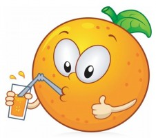 orange juice is a good source of Vitamin C