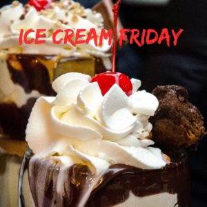 ice cream friday