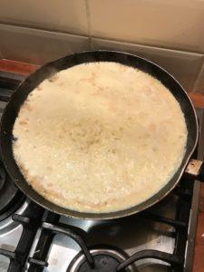 cream gravy/sauce for veronicas