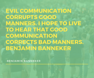 manners and communication