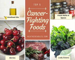 Top 5 Cancer-Fighting Foods
