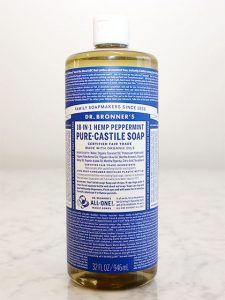 Castile Soap and Thyme for Home Cleaners #heatherearles #herbnwisdom #naturalliving #saladdressings #podcaster #author #healthblogger #detoxingdrinks #drinks
