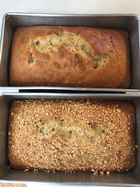 cooked banana bread #heatherearles #herbnwisdom #naturallving #northerngirl #bananabread #healthblogger #foodie #healthpodcast #journalist #author