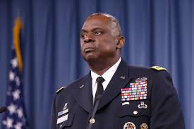 Retired General Lloyd Austin