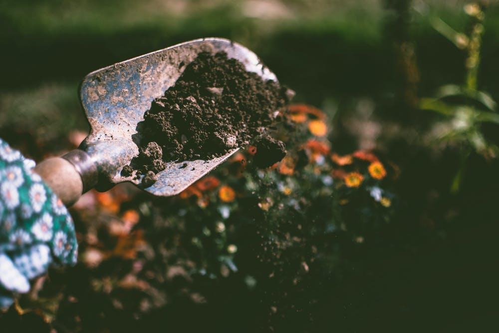 preparing the soil for planting #heatherearles #herbnwisdom #naturalliving #soilprep #northerngirl #healthblogger #garden